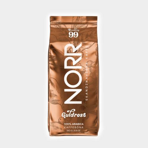 зерновой кофе Norr Guldrost