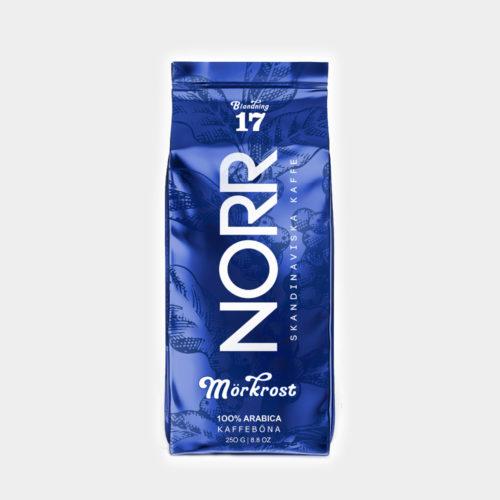 Зерновой кофе Norr Mörkrost №17
