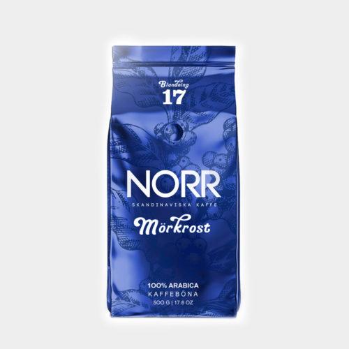 Кофе в зернах Norr Morkrost