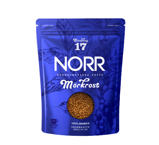Norr Mörkrost №17 — 400 гр