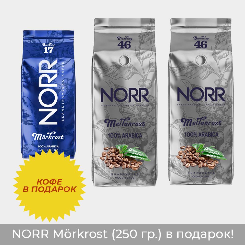Набор «Meilanrost х2» + кофе в подарок